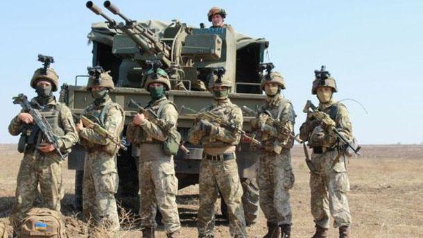 Генштаб опублікував вражаюче відео навчань десантників