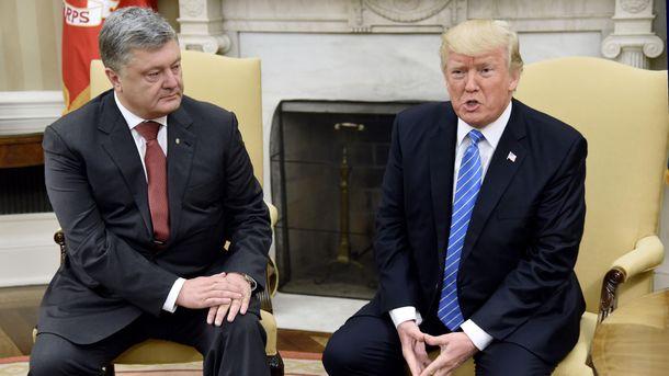 Зустріч Порошенка з Трампом: президенти, інтриги і прогрес