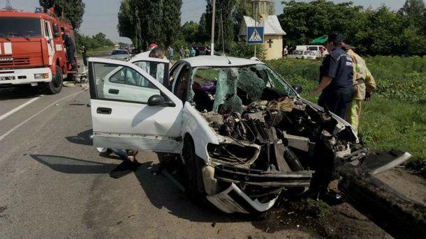 Страшна аварія забрала 3 життя