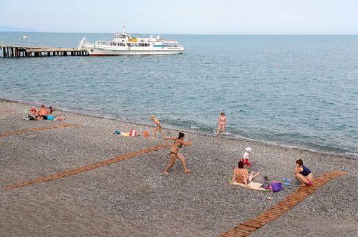 Украинцы разлюбили отдых вКрыму