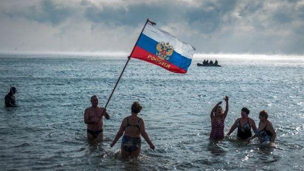 Туристичний сезон в Криму провалився