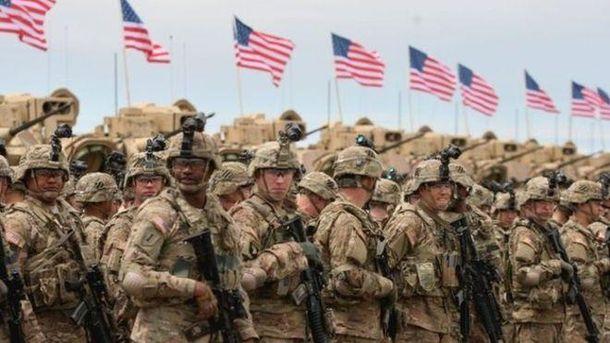 Военные США могут появиться в Украине