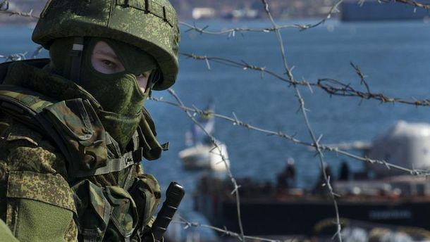 Руководитель  Нацгвардии: Российская Федерация  десять лет готовилась коккупации Крыма