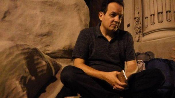 «Самопомощь» провела совещание фракции около объявившего голодовку Березюка подАП