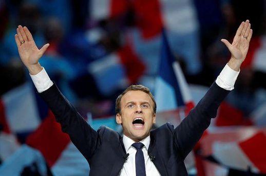 Завдяки перемозі партії Макрона Франція може активніше долучитись до переговорного процесу по Донбасу