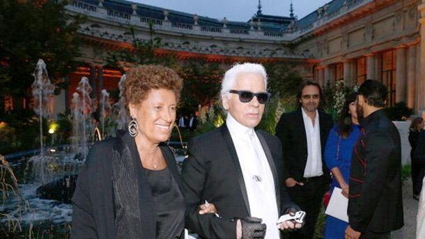На 80-м году жизни скончалась почетный президент бренда Fendi Карла Фенди