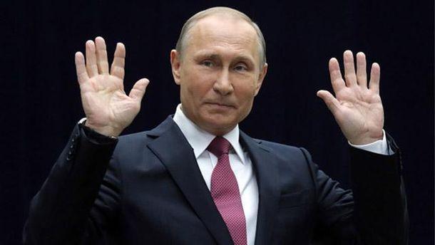 Відомий карикатурист висміяв заяву Путіна про скасування санкцій проти РФ