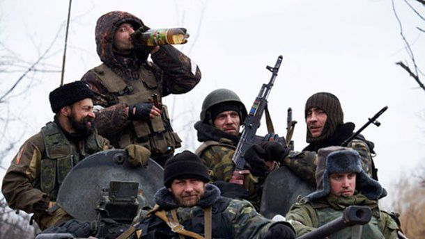 Російські бойовики влаштували між собою сутичку зі стріляниною
