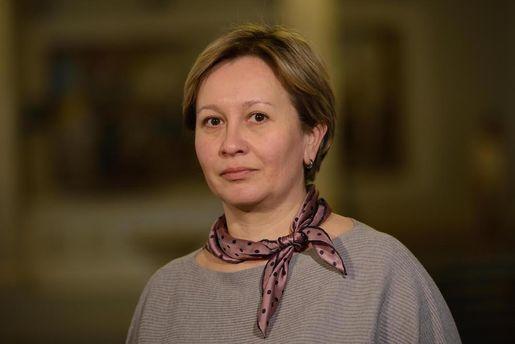 Ирина Подоляк привела доказательства блокады Львова