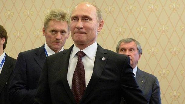 УКремлі вважають питання про зустрічі зТрампом «недоречними гонками»