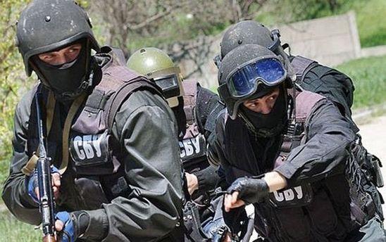 СБУ проводить обшуки в депутата Запорізької облради Валерія Горбаня