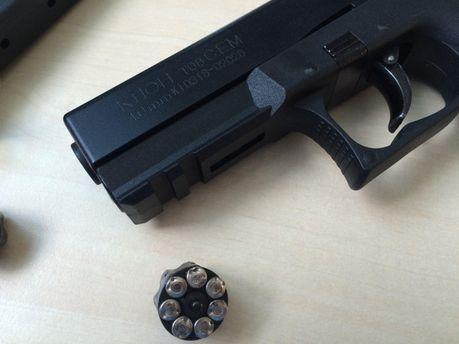 На Киевщине школьник выстрелил другу в голову