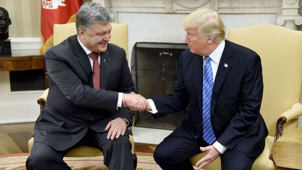 Порошенко подвел первые итоги встречи с Трампом
