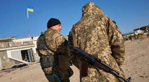 Засутки взоне АТО боевики ранили 2-х украинских военных