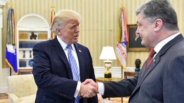 Порошенко сказав, чи вірить узв'язки Трампа зРосією