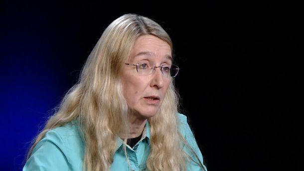 Сыворотка отботулизма: Супрун прояснила ситуацию
