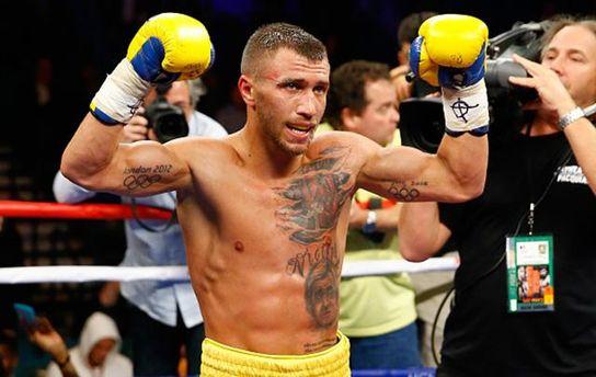 Василий Ломаченко стал одним из лучших боксеров мира