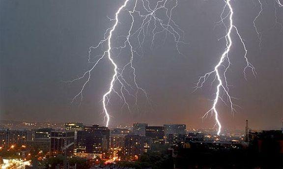 Погода в Украине: в некоторых областях прогнозируются грозы и шквалы