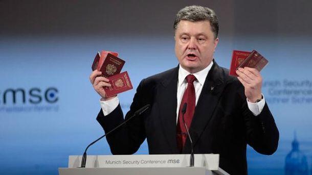 Порошенко повідомив про нових захоплених російських військових