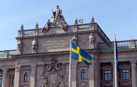 Влада Швеції викликала посла Росії після інциденту з винищувачем