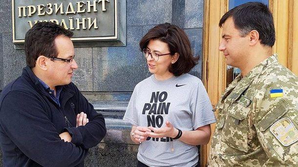 Березюк, Сыроид и Пастух объявили голодовку