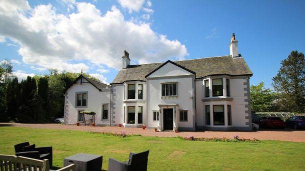 Шотландець вирішив розіграти розкішний особняк після невдалих спроб його продажу