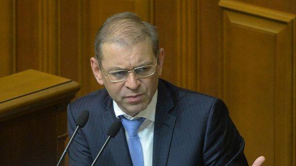 Сергій Пашинський розповів подробиці закону про реінтеграцію Донбасу