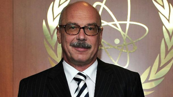 Російський дипломат Володимир Воронков