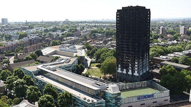 Лондонским погорельцам приобрели квартиры вэлитном комплексе