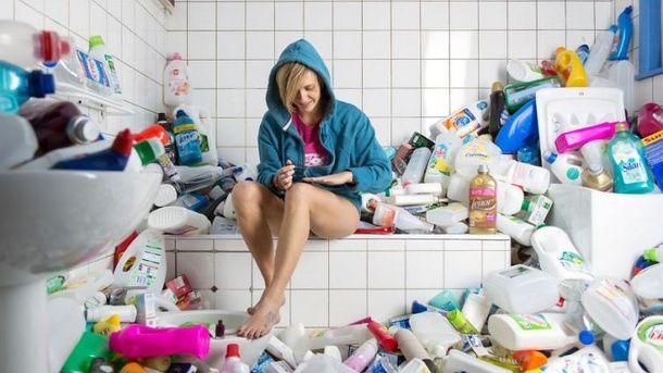 Фотограф 4 года не выбрасывал мусор, чтобы показать масштабы катастрофы