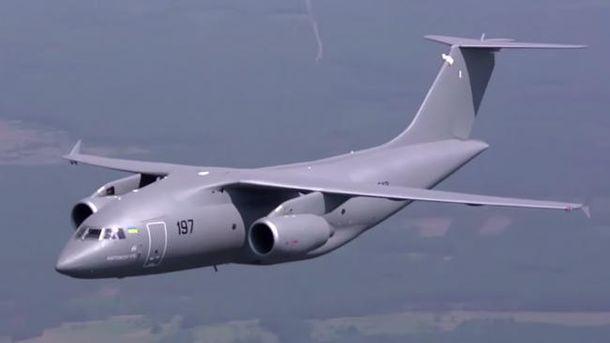Украина отгрузит крупную партию самолётов Ан-178 в КНР