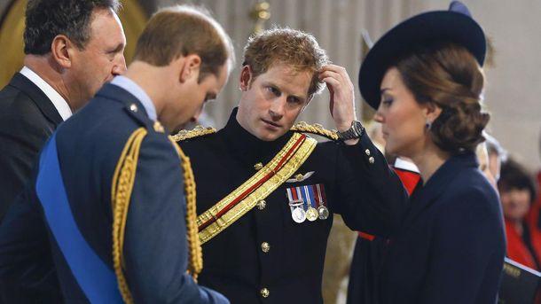 Никто изнас не желает  быть королем— Принц Гарри