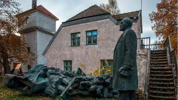 Знесення пам'ятників часів комунізму