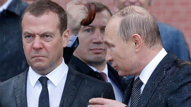 Мокрий Путін