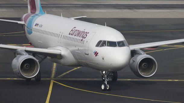 Eurowings планируют зайти в Украину