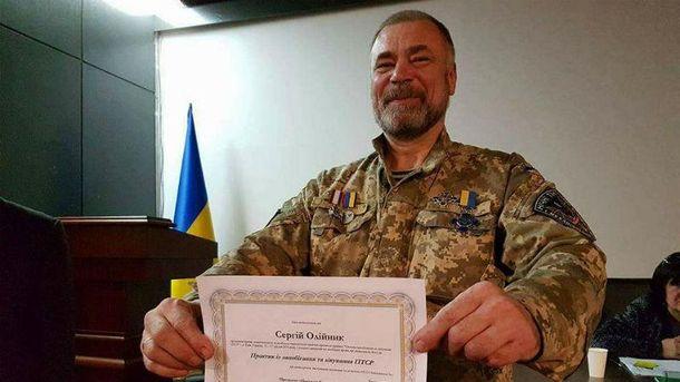 Вцентре украинской столицы убили солдата АТО