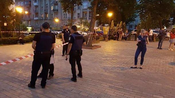 Резонансное убийство произошло около Золотых Ворот в Киеве