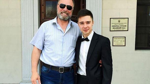 Сергій і Ярослав Олійники