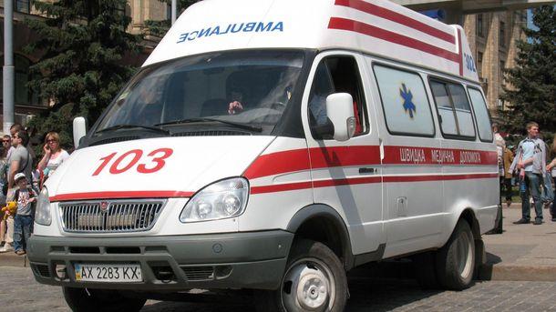 Воїн АТО упав із 9 поверху на вулиці Бучми у Києві