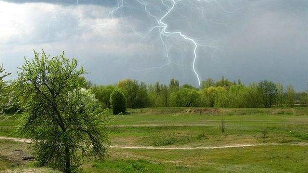 Прогноз погоды на 25 июня:
