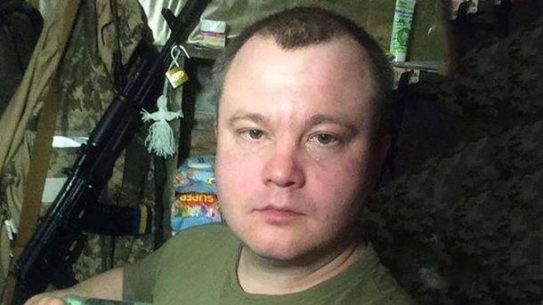 Ветеран АТО Дмитрий Смирнов, которого предположительно выбросили с 9 этажа в Киеве