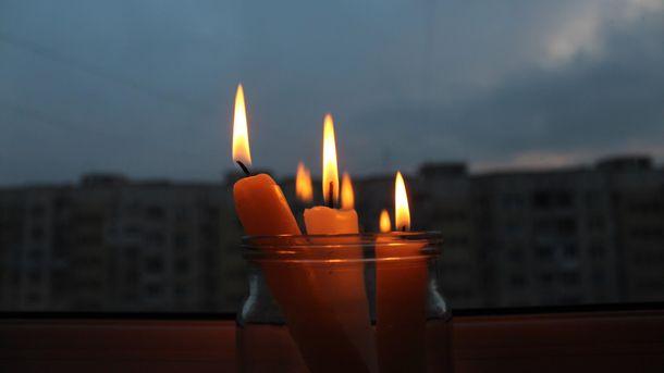 ВУкраинском государстве 188 населенных пунктов остались без электричества из-за непогоды