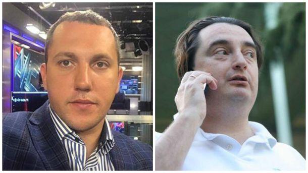 Дмитрий Линько и Игорь Гужва