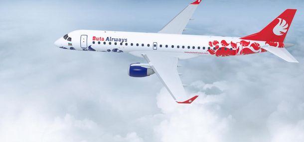 Азербайджанский лоукостер Buta Airways будет летать встолицу страны Украина уже сосени
