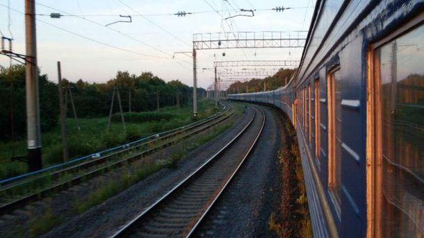 Поезд Киев – Прага – Киев (Иллюстрация)