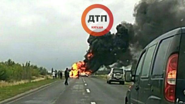 В аварії загинув депутат