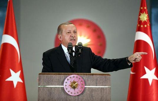 Ердоган знепритомнів у мечеті