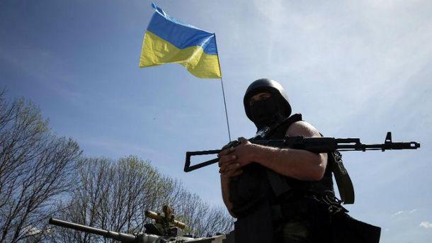 ЗСУ відбили атаку бойовиків під Жолобком