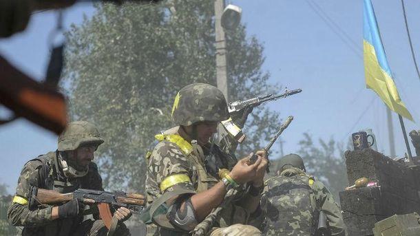 Успешная операция сил АТО
