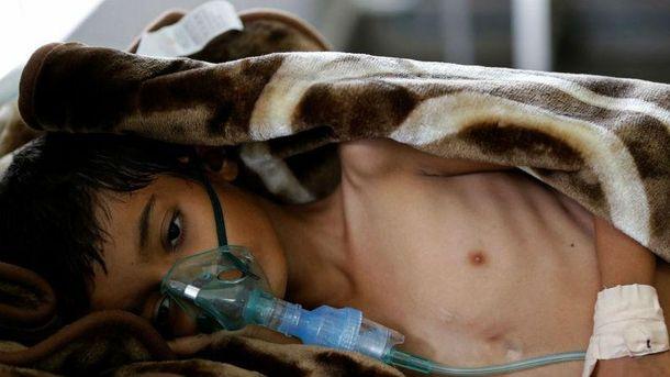 Понад тисяча загиблих від холери